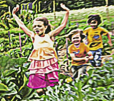Scuola Bambini Fattoria Sociale Asino chi legge nettuno